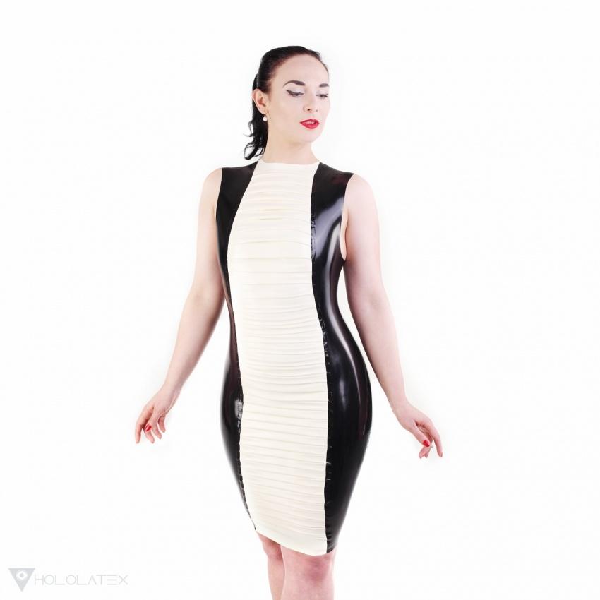 "Latex dress ""Antebellum"""